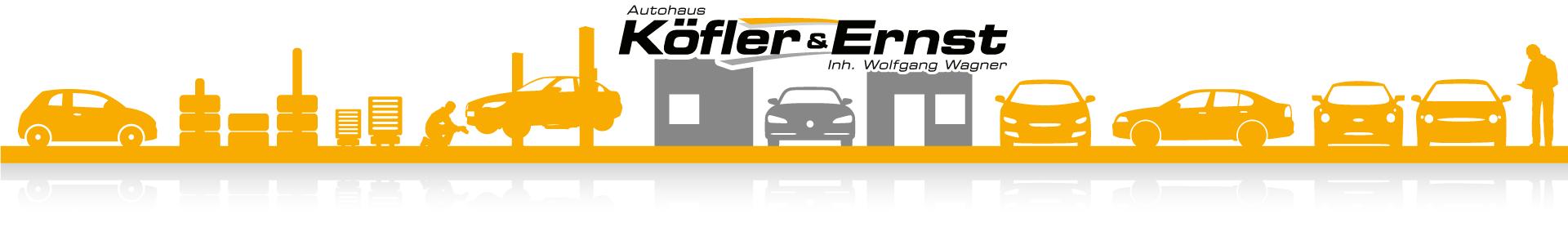 Köfler & Ernst Header
