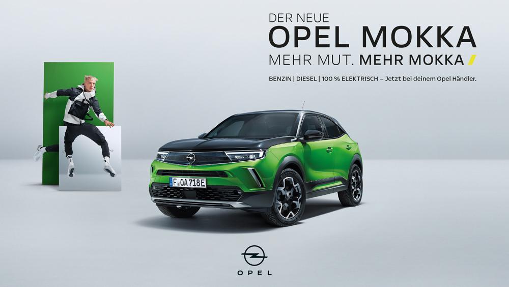 Der Opel Mokka